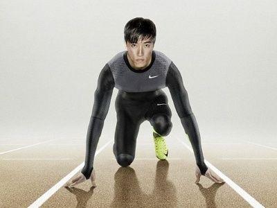 Liu Xiang est prêt pour les Jeux Olympiques avec Nike