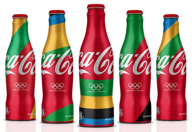 Coca-Cola : Edition Collector JO Londres 2012