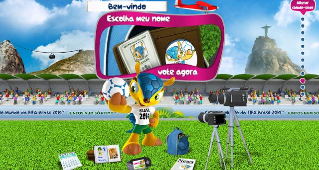 Le site internet de la mascotte du mondial 2014 - La mascotte de la coupe du monde 2014 ...