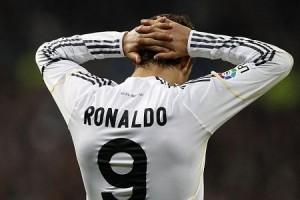 Cristiano Ronaldo, joueur du Real Madrid, un des clubs qui vend le plus de maillots au monde