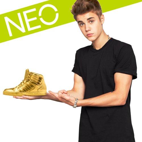 Justin Bieber X Adidas NEO