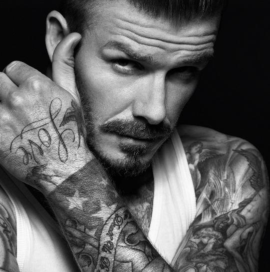 David Beckham (re)donne de sa personne pour H&M