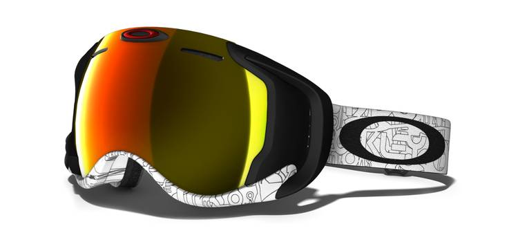 Oakley Airwave white