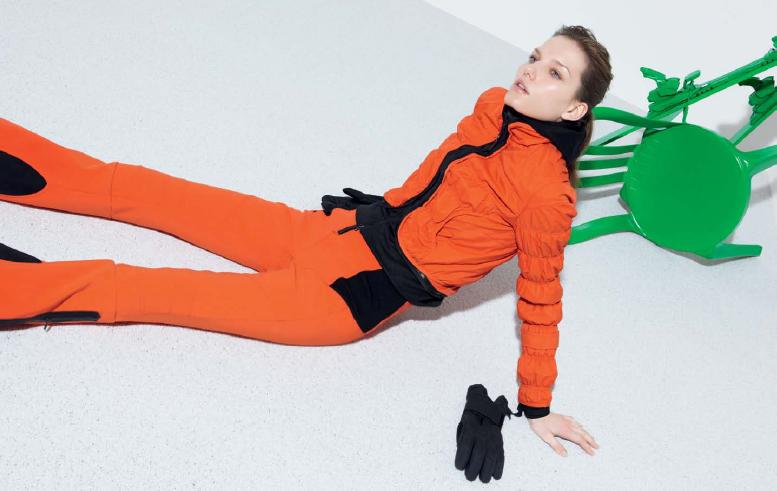 Les sports d'hiver 2012 vus par Stella McCartney et Adidas