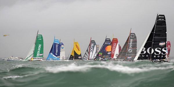 Suivez en direct le départ du Vendée Globe 2012-2013