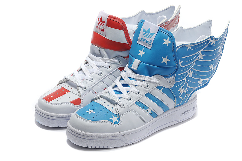 Jeremy Scott Adidas Wings 2.0