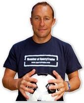 Jean-Pierre Papin, ambassadeur pour SportyTrender