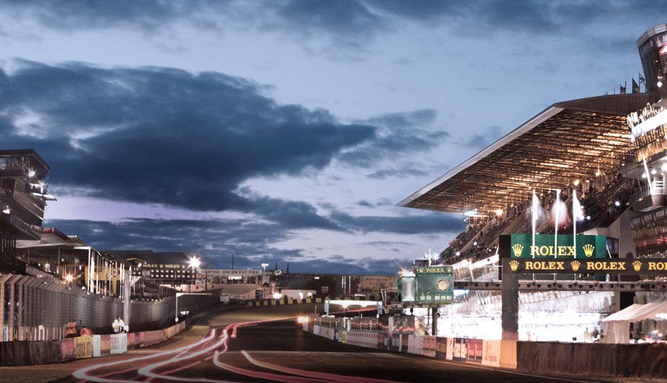 Rolex, sponsor du 24 heures du Mans