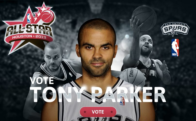 Tony Parker, en route pour Houston