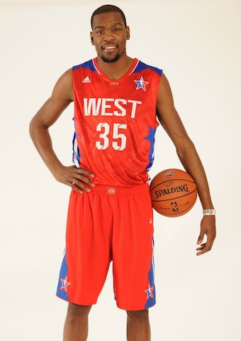 Kevin Durant All Star Game 2013 All Star Game 2...