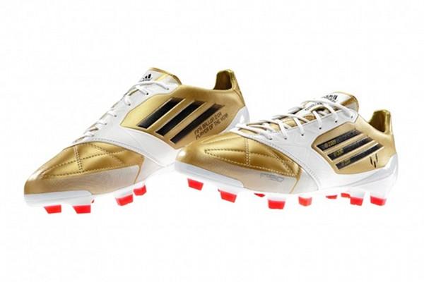 Crampons Adidas F50 de Lionel Messi (2012)