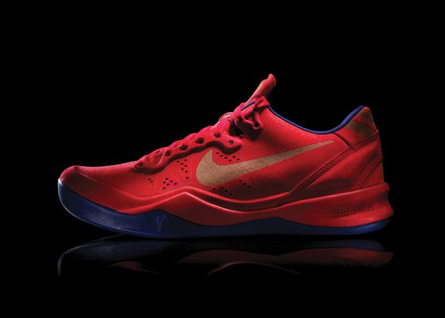 Nike -KOBE 8 RED