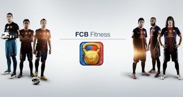 FCB Fitness : Faites du sport avec le FC Barcelone