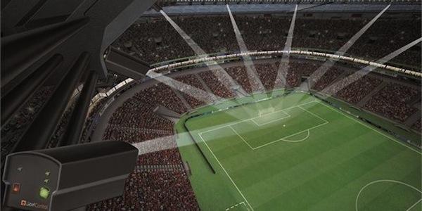 Goal Control 4D : une ligne de but plus sûre pour la FIFA