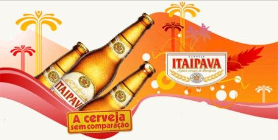 La bière Itaipava coulera...avec modération au stade Fonte Nova.