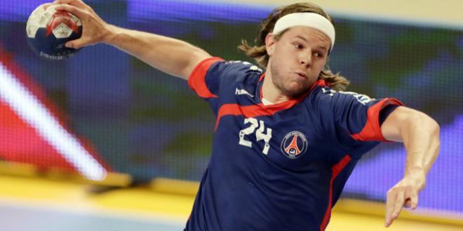 Mikkel Hansen, joueur du PSG Handball