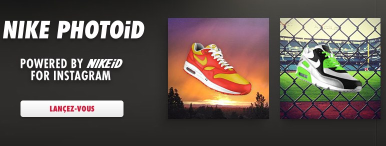 Nike Photo ID, le nouveau service de Nike