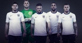 Nike, nouvel équipementier de l'équipe d'Angleterre de football