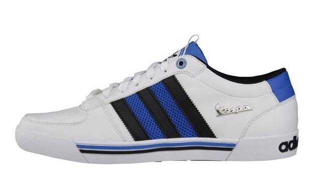 Les3bandes: Sneakers: Collection adidas Originals Vespa en
