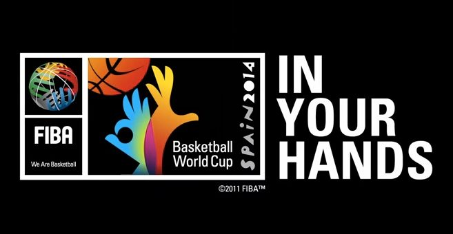 In Your Hands, la campagne de la FIBA pour la Coupe du Monde 2014 de Madrid