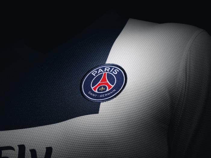 #ICICESTPARIS : le nouveau maillot exterieur du PSG