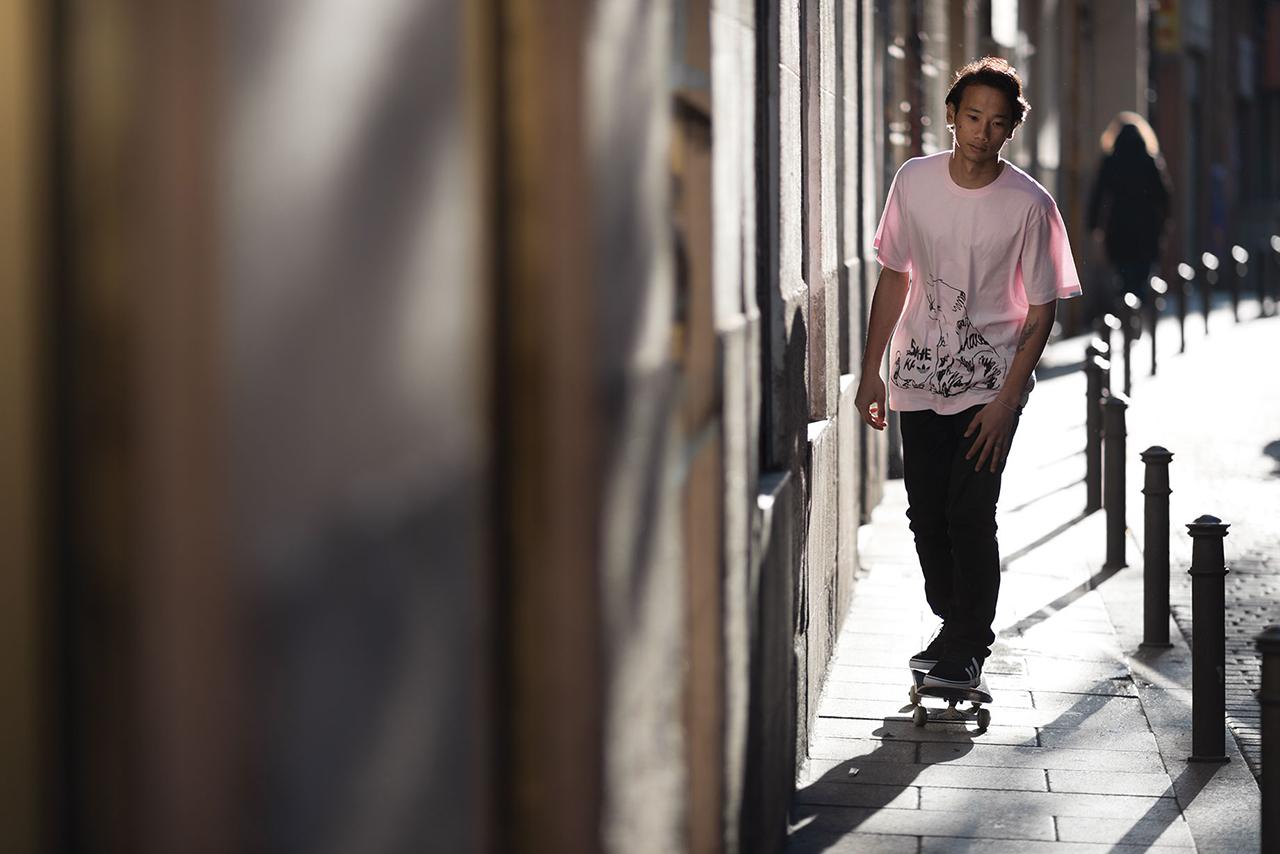 adidas skateboarding team