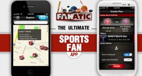 Fanatic, l'application mobile qui réunit les fans de sport