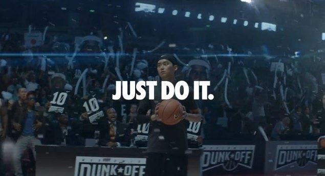 Just do it, le slogan de Nike