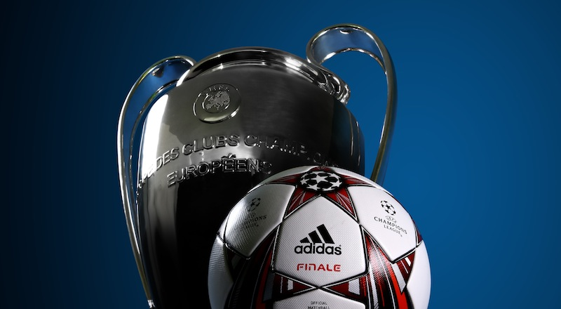 ballon de la ligue des champions