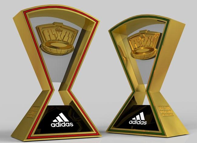 Adidas crée un trophée pour les rencontres entre Flamengo et Fluminense