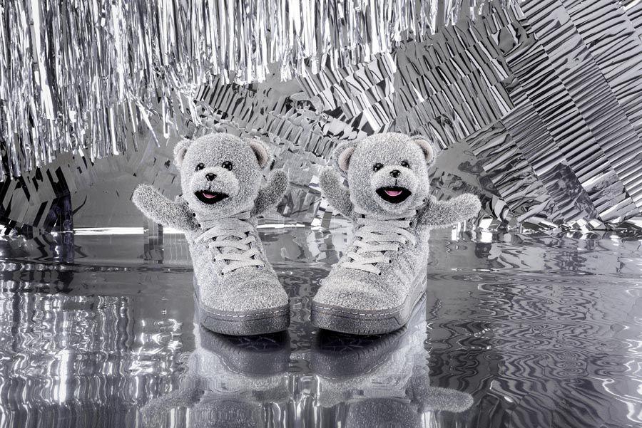 Chaussure Jeremy Scott Nounours