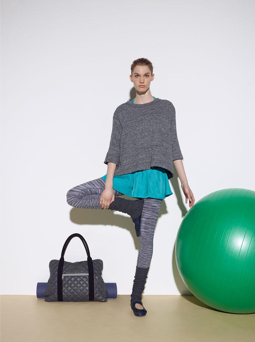 Adidas Stella McCartney automne hiver 2013 yoga