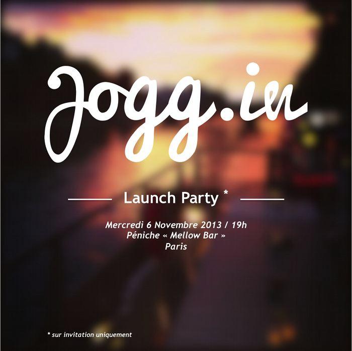 Le 6 novembre dernier, CduSport était sur une péniche pour assister au lancement officiel de Jogg.in