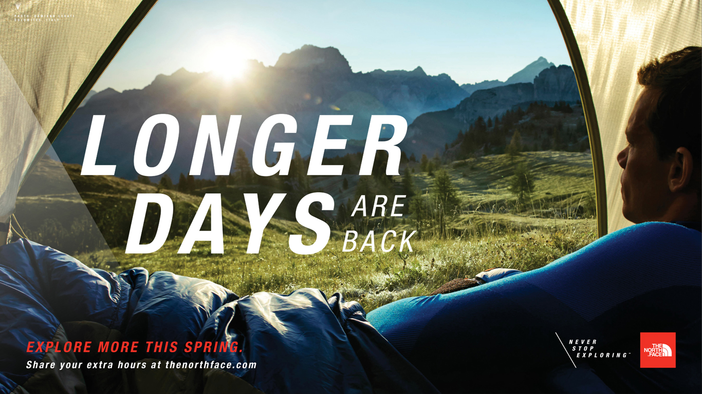 The North Face longer days (3)