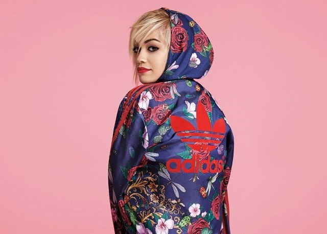 Rita Ora x adidas Originals AutomneHiver Collection