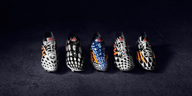adidas 2014 football