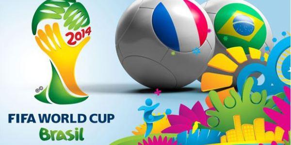 Affiche FIFA Coupe du Monde 2014