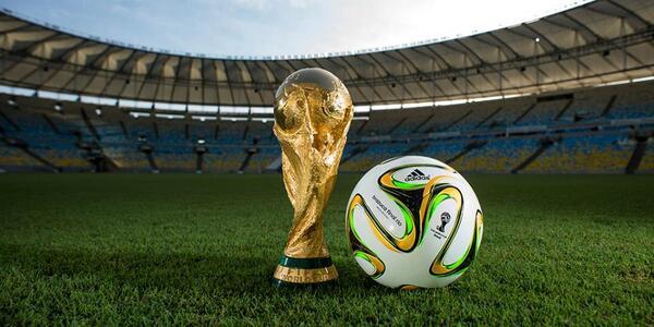 Le Brazuca en mode finale de coupe du monde