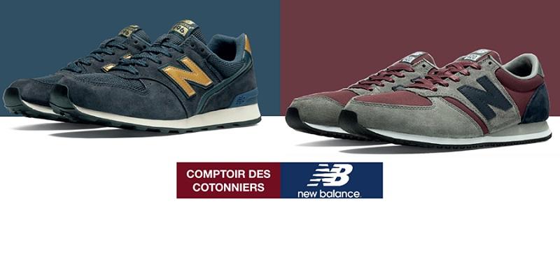 New Balance Comptoir Des Cotonniers 2017