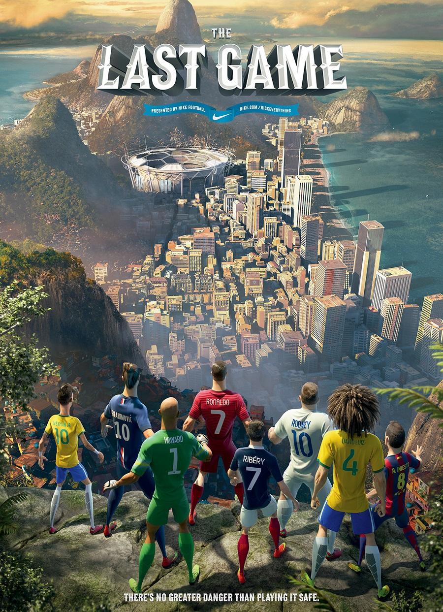 Affiche du film Last Game de Nike