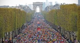 Le Marathon de Paris attire toujours plus de passionnés de course à pied