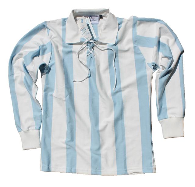 sports-époque-Maillot-Argentine-1930