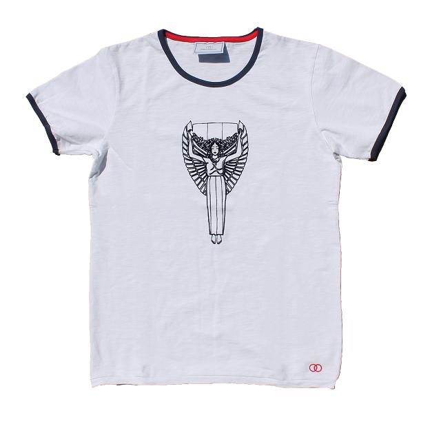 sports-époque-T-shirt-Victoire-ailée-France