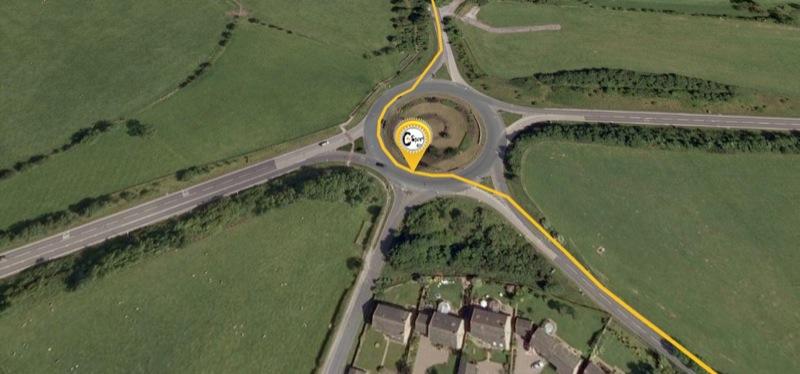 Le GPS intégré dans ce jeu interactif, un vrai plus en terme d'immersion!