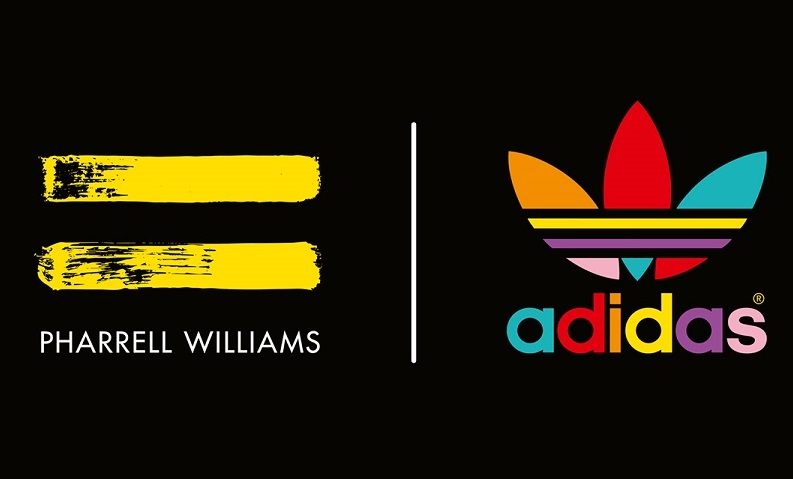 Adidas Originals = Pharrell Williams: cette collection, on