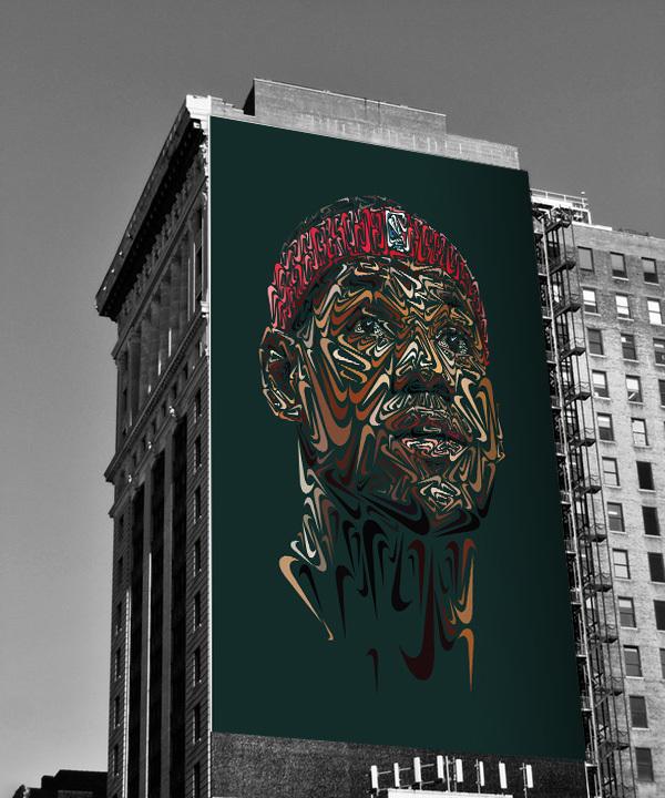 portrait-lebron-james-logo-nike-facade-immeuble