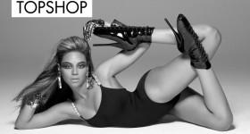 Beyoncé-Topshop