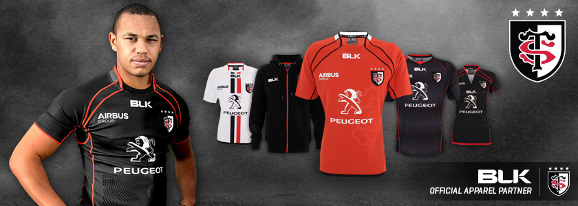 Maillots ST 2014 BLK