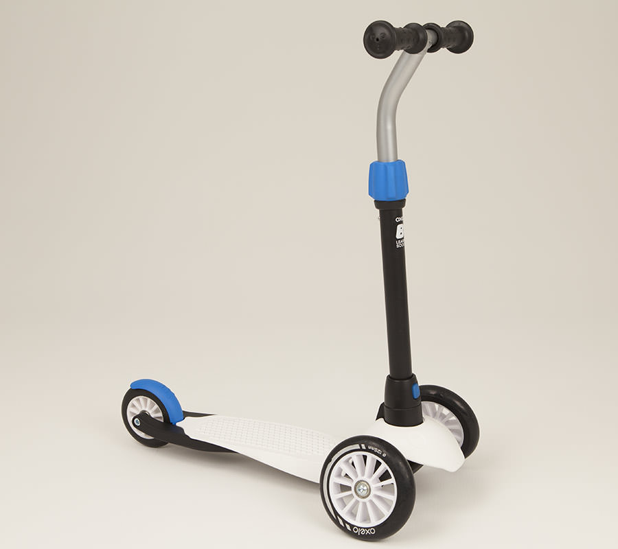 Trottinette B1 par Oxelo remporte le prix de l'Innovation Awards 2014 by Décathlon