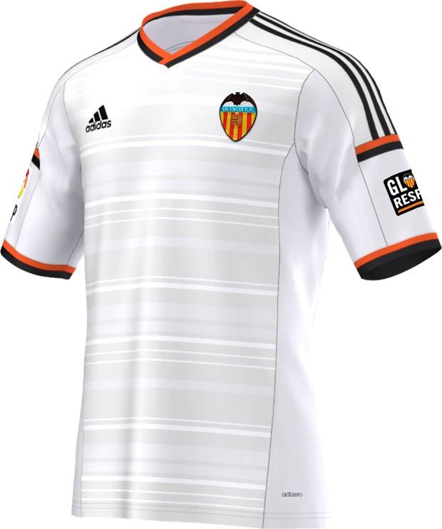 segunda equipacion Valencia CF baratos